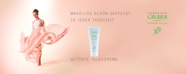 Getönte Tagescreme von Gertraud Gruber Kosmetik