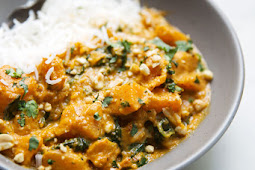 SPICY THAI BUTTERNUT CURRY