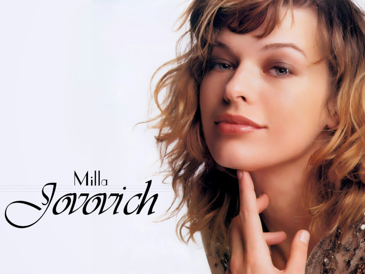 Milla Jovovich Wallpapers | Download Free High Definition ...