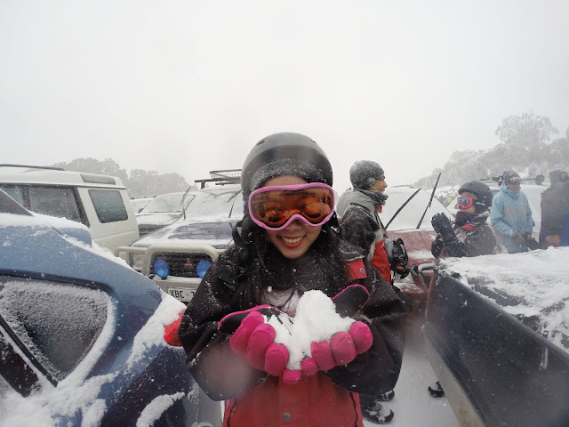 Jeannie in a Bottle Blog: snow and ski at Mt. Buller, Victoria