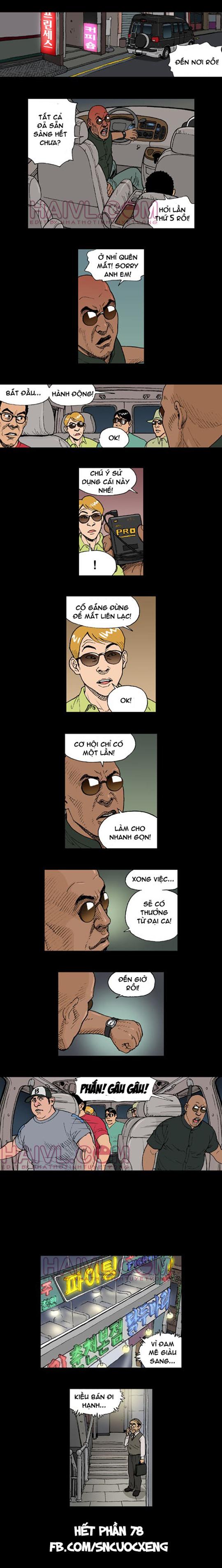 Siêu nhân Cuốc Xẻng (full bộ) phần 78