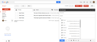 Gmail introduces @Mentions for Web
