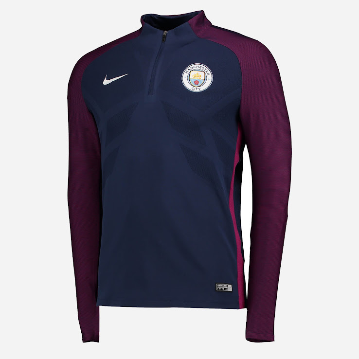 super popular 95ac8 79539 Nike Manchester City 17-18 Training Collection Released ...
