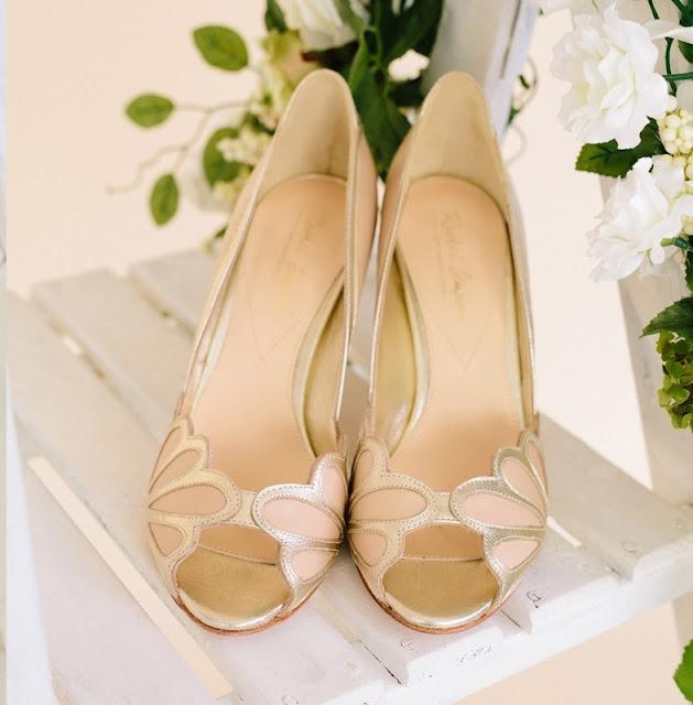 zapatos de novia para altas