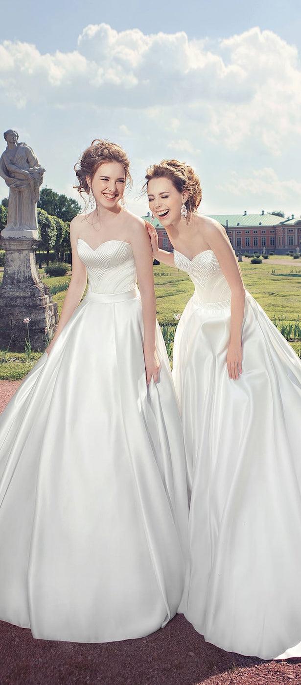 vestidos de novia 2017