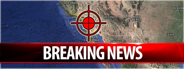 alerta de terremoto na falha de san andreas