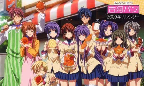 Daftar Rekomendasi Anime Sedih Terbaik - Clannad