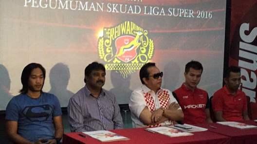 K. Devan, Dilantik Ketua Jurulatih Kelantan FA 2016