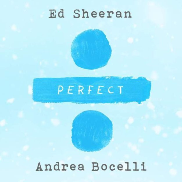 Ed Sheeran Ft Andrea Bocelli - Perfect Symphony Guitar Chords Lyrics ...