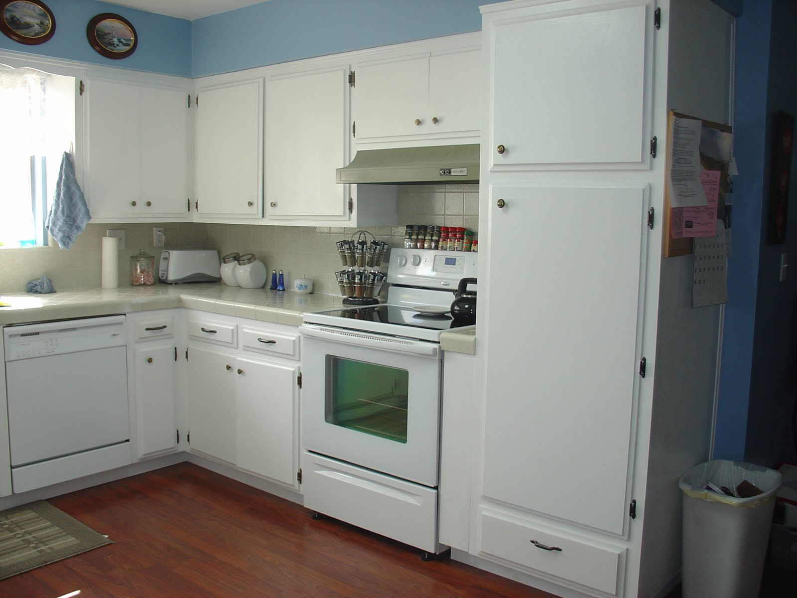 my new kitchen cabinet doors 1748