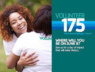 Volunteer 175 Minutes of Their Time on June 8