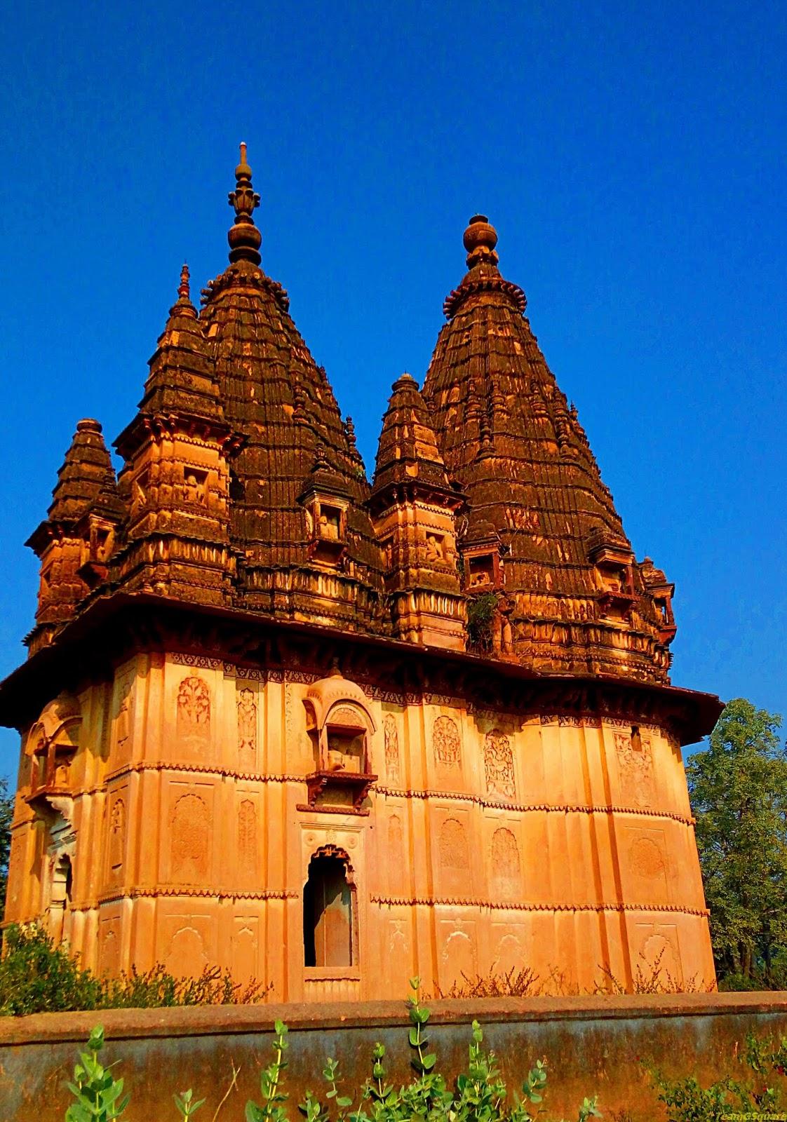 Shiva Temple, Orchha