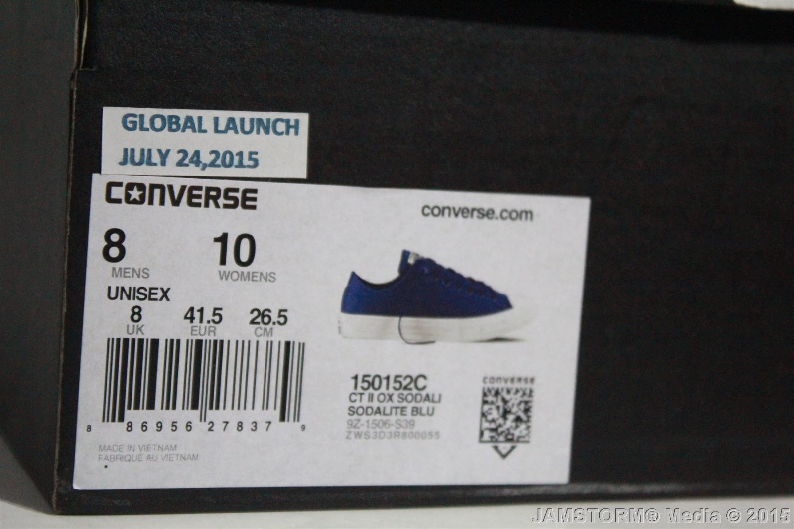a040f98c0 08.10.2015 – For almost a hundred years Converse has been consistent about  their pair of shoes and even though Nike has acquired the company in 2003  it ...