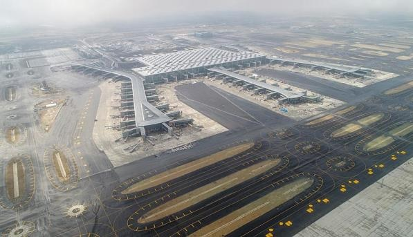 The New Airport in Istanbul is built in the 'Village of the Albanians'
