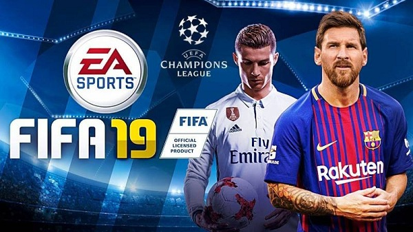 تحميل لعبة فيفا  Fifa 2019 اخر اصدار للاندرويد بحجم صغير