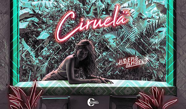Jimena-Ángel-escena-musical-sencillo-Ciruela