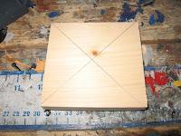 Diagonals drawn