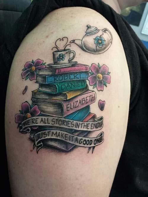 erkek üst kol dövme modelleri upper arm tattoos for men 4