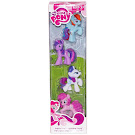 MLP 4-pack Pinkie Pie Blind Bag Pony