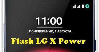 How to Flash Stock ROM on LG X Power Using LG Flashtool (KDZ
