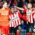 PSV xứng đáng giành vé vào vòng 1/8 Champions League