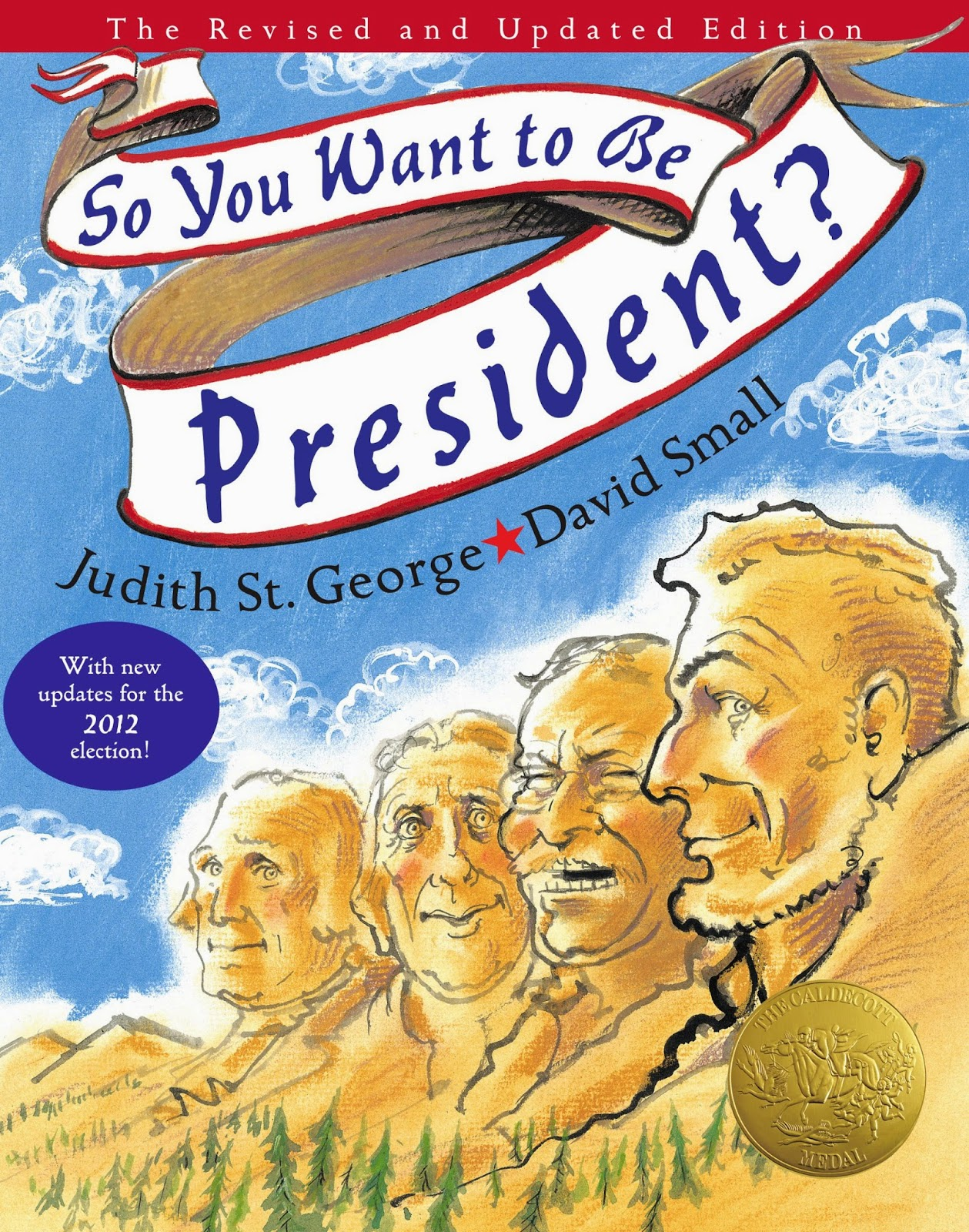 So You Want To Be President, part of book review list about the United States