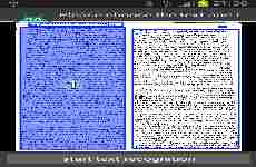 Text Fairy (OCR Text Scanner): app que permite escanear y convertir una imagen en texto en formato PDF (Android)