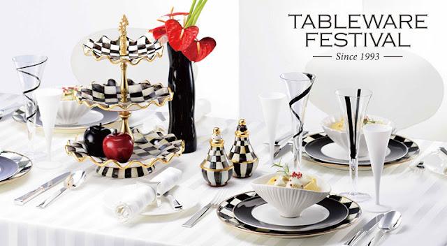 Tableware Festival, at Tokyo Dome, Kouraku, Tokyo