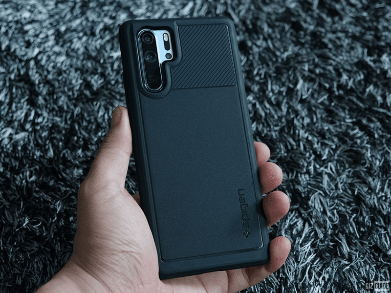 The Rugged Armor case