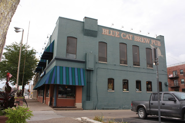 Blue Cat Brew Pub in Rock Island, Illinois