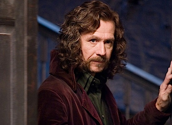 Gary Oldman, Harry Potter and the Prisoner of Azkaban