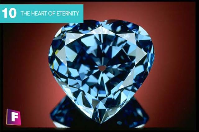 diamantes mas caros del mundo | puesto 10 heart of eternity - foro de minerales