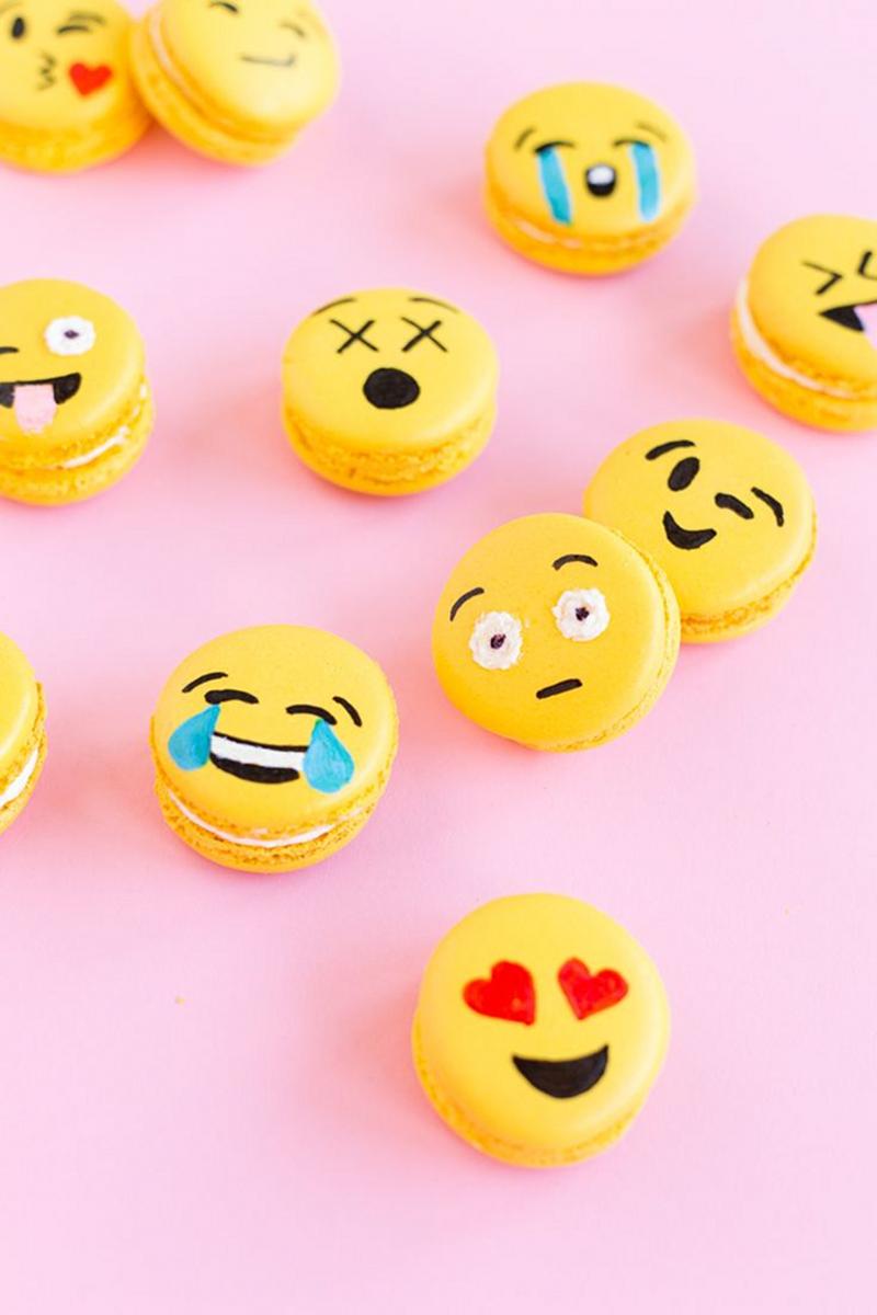 Awesome DIY Emoji Party Ideas