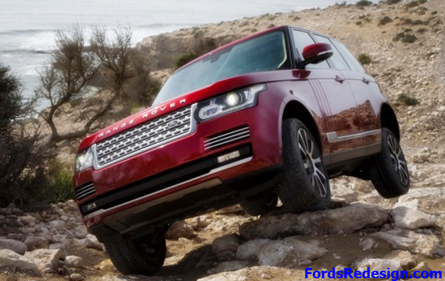 2017 All New Range Rover TDV8 Vogue SE Review