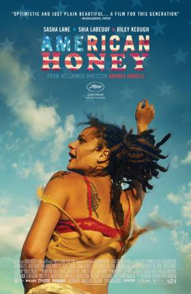 American Honey 2016 Dual Audio Hindi 300MB Movie Download