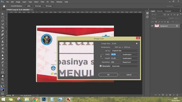 Kompres Gambar Superkecil dengan Photoshop Tanpa Mengurangi Kualitasnya