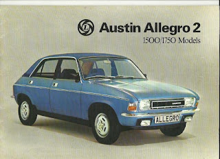 Austin Allegro 2 The Best Year Of Our Lives by Phil Andrews