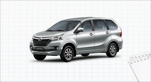 Toyota Avanza 1.3 MT 2019