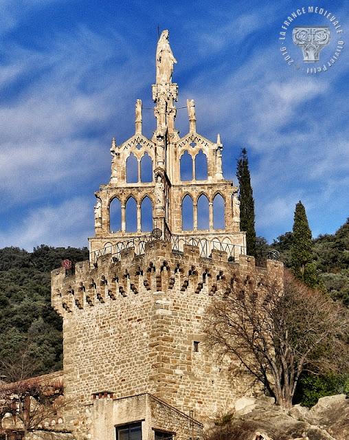 NYONS (26) - La Tour Randonne (XIIIe siècle)