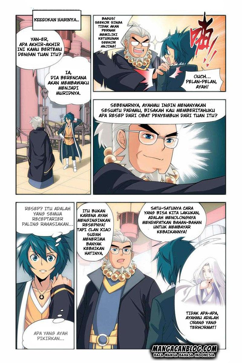 Battle Through Heaven Chapter 18-7