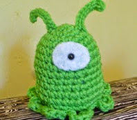 http://www.ravelry.com/patterns/library/crochet-amigurumi-futurama-brain-slug