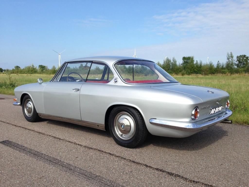 m e m o: 1965 BMW 3200 CS Bertone