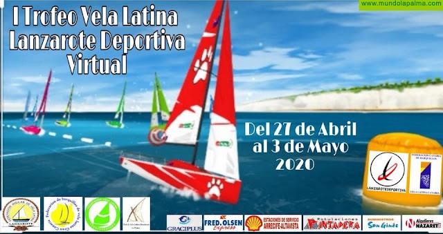 La Federación Canaria de Barquillos de Vela Latina organiza una competición virtual