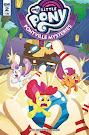 My Little Pony Ponyville Mysteries #2 Comic Cover B Variant
