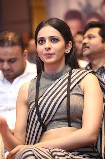 Rakul Preet Singh Abhinetri Movie Audio Launch