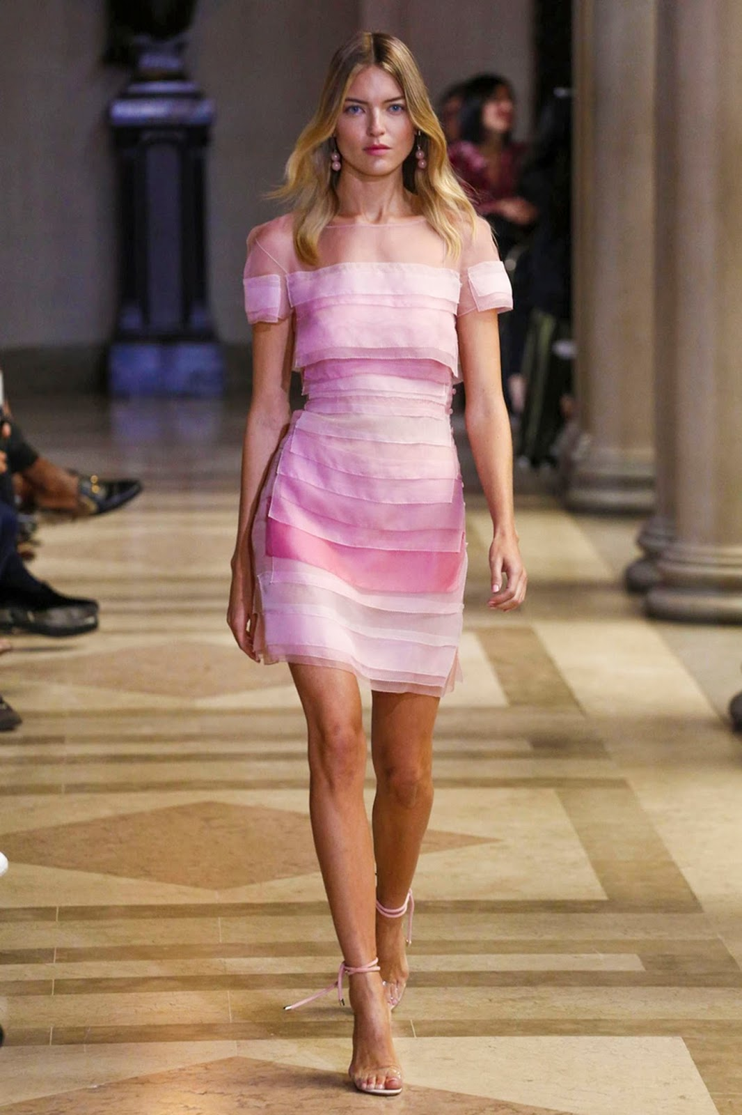 Eniwhere Fashion - Pantone 2016 - Rosa Quarzo