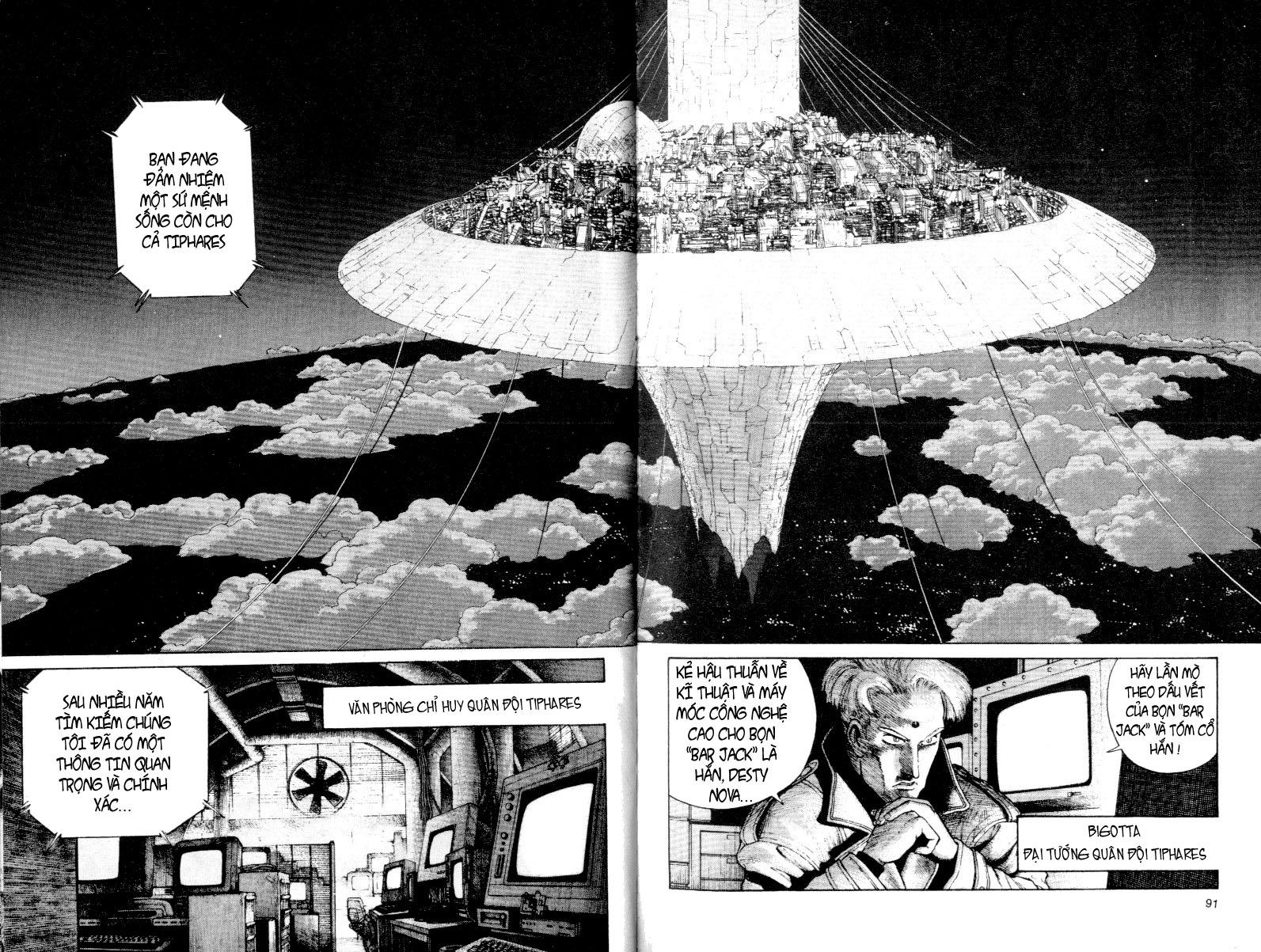 Battle Angel Alita chapter 32 trang 16