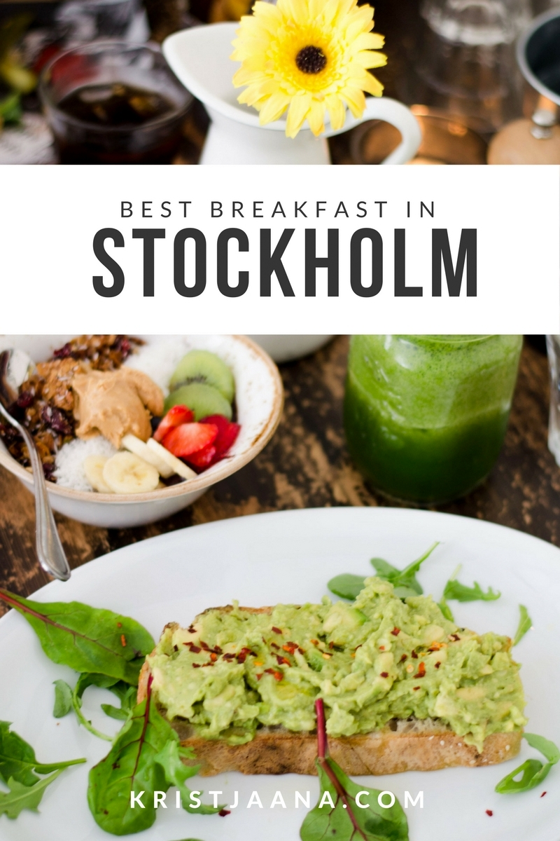 breakfast cafes in stockholm