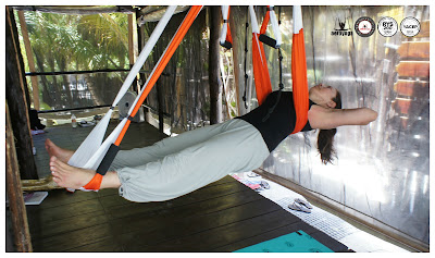 YOGA, AERO YOGA, AERIAL YOGA, YOGA AEREO, air yoga, aerea, teacher training, fly, flying, gravity, suspension, certificacion, profesores, columpio, body, hamaca, prana, trapeze, pilates