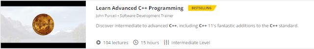 Learn Advanced C++ Programming